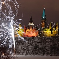#YOW3 - New Year Fireworks by Ivan Petrov