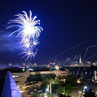 #YOW14 - Fireworks over the Ottawa River by Ivan Petrov