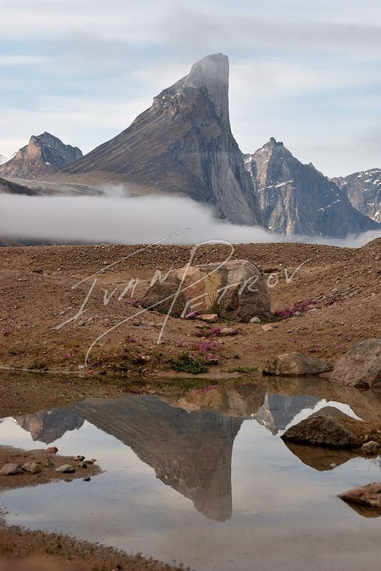 #YFB22 - Mount Thor Reflection by Ivan Petrov