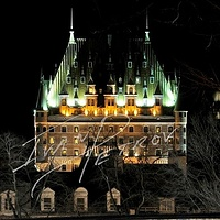#YUL18 - Chateau Frontenac by Ivan Petrov