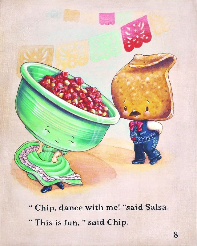 SALSA by Cindy Scaife