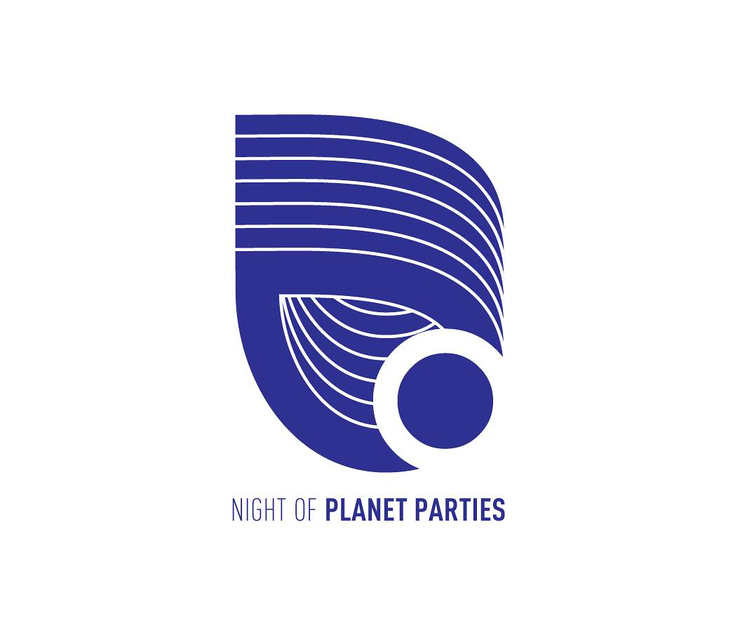 Night of Planet Party by Brooke Allen