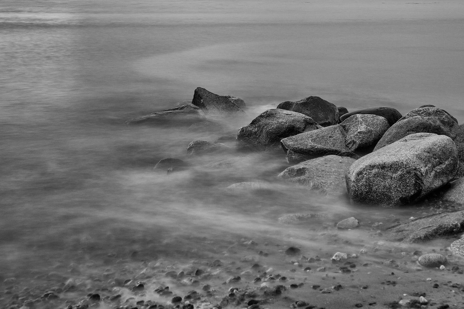 BW Water and Rock Big Stopper by William Kent