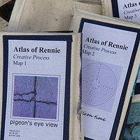Drawing Atlas of Rennie by Allison Rennie