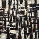 Acrylic painting Urban Matrix #5  by David Tycho
