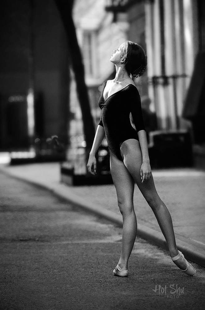 Melissa Chapski - Dutch Ballet by Doug Berry