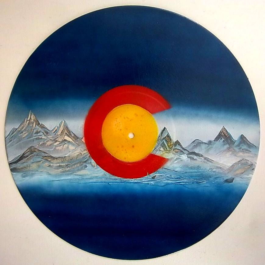 Colorado by Isaac Carpenter