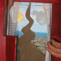 PROJECT: Doorway Workshop 1 by Pamela Schuller