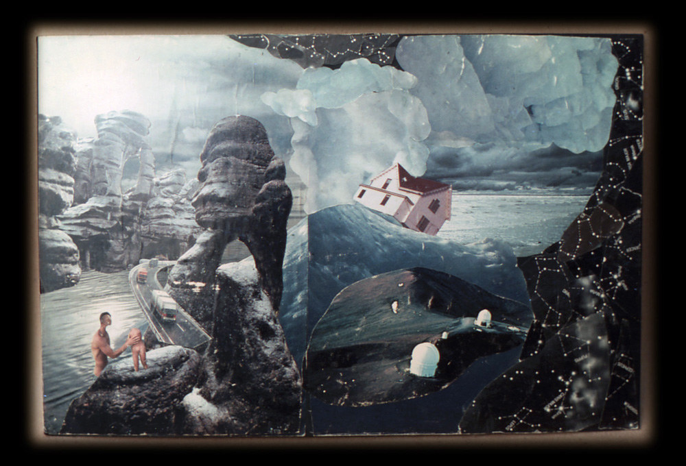 Dream Collage2 by Laurey  Foulkes
