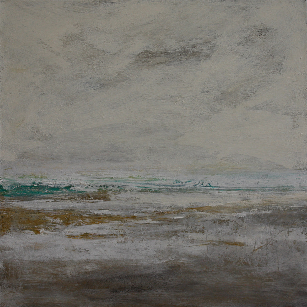 SOLD/Neap Tide @ Thomas Henry Gallery, Nantucket by Nella Lush