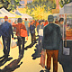 Watercolor Spring market by Travis Poelle