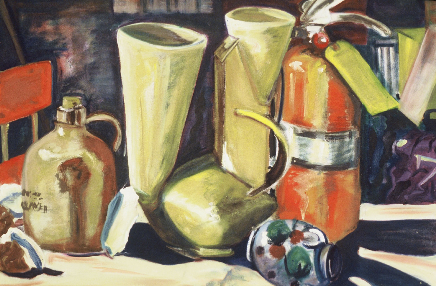 studio still life by Angela Dale