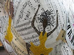 Music In Motion - detail by Linda Biggers