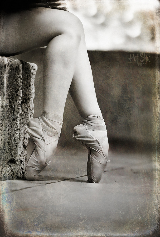 Dancer's Feet by Doug Berry