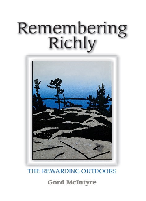 Drawing Remembering Richly The Rewarding Outdoors by Julie Mcintyre