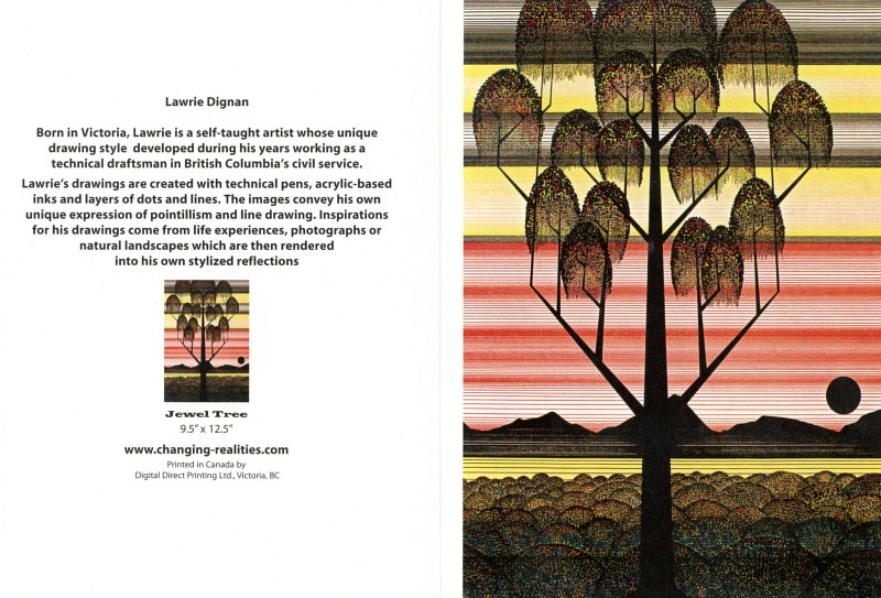 Jewel Tree by Lawrie  Dignan