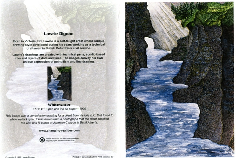 Whitewater by Lawrie  Dignan