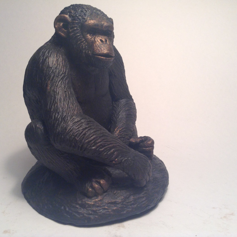 Sculpture Knuckles dark finish by Jason  Shanaman