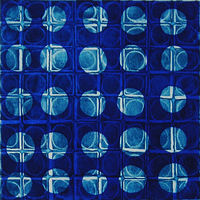 Circle Grid #4 by Mary Crockett
