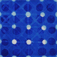 Circle Grid #3 by Mary Crockett
