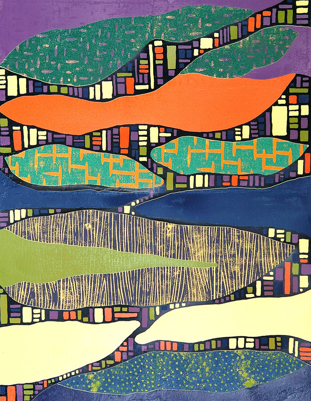 Print Urban Planning   by Helen Vokaty