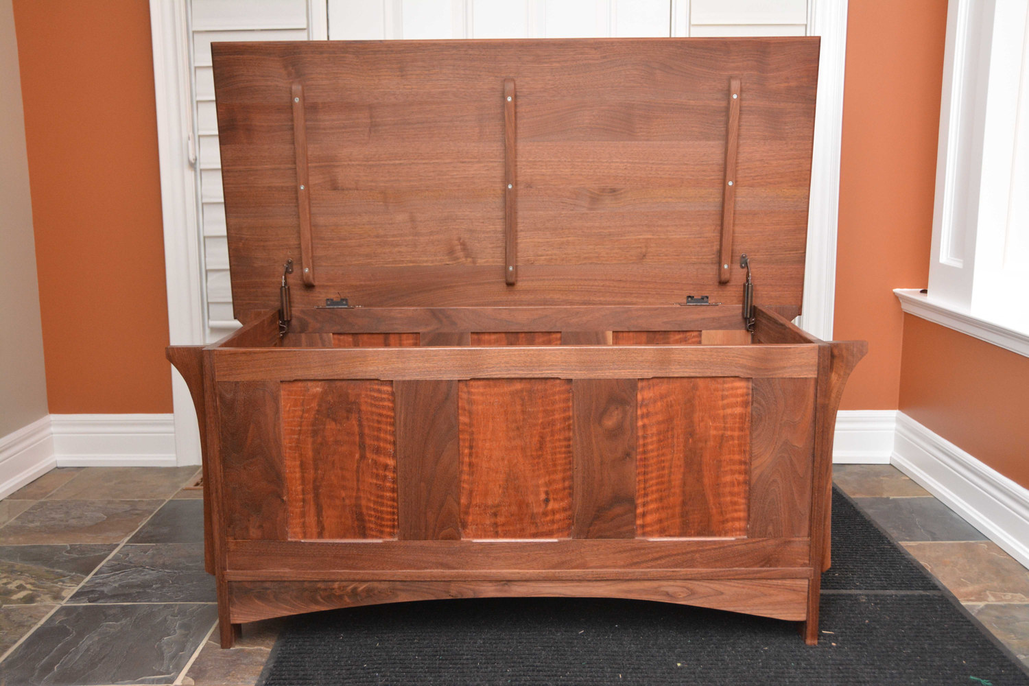 Blanket Box for Nathan Reade by Ken  Vick