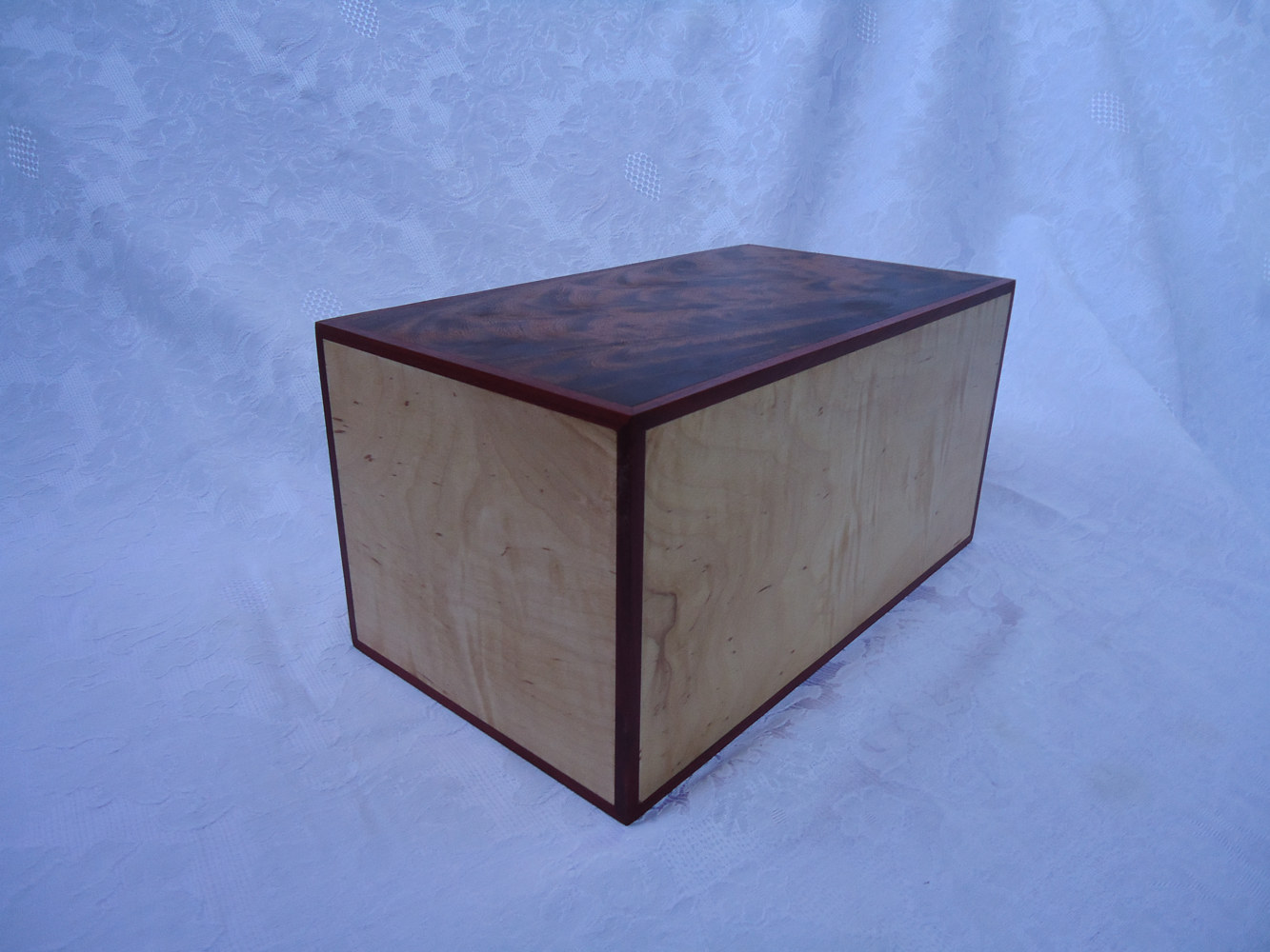 Cremains Box for Dave Marcotte by Ken  Vick