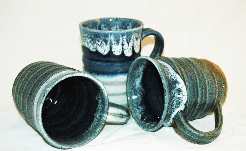 Marsh cups by Jack Caselles