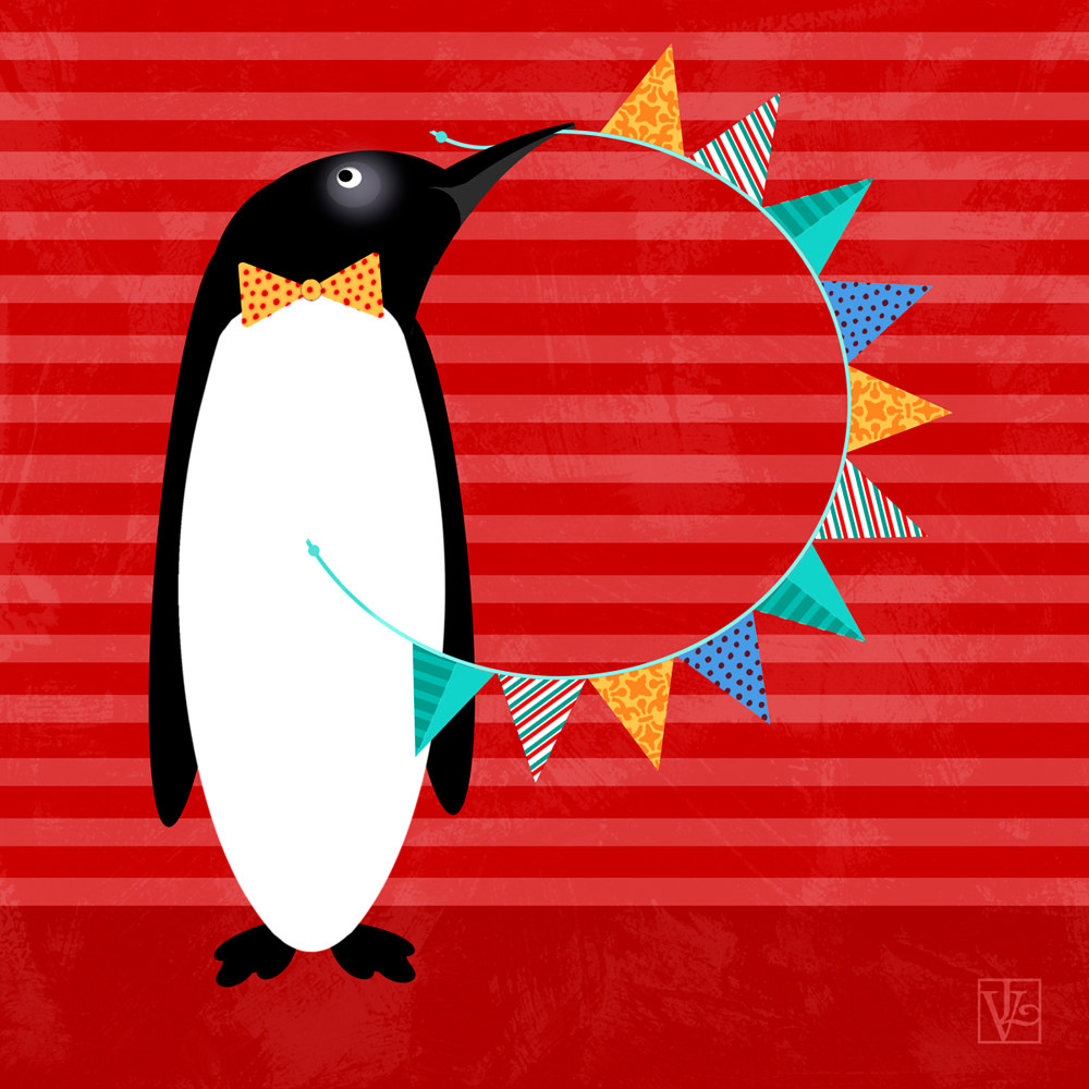 P is for Penguin  by Valerie Lesiak