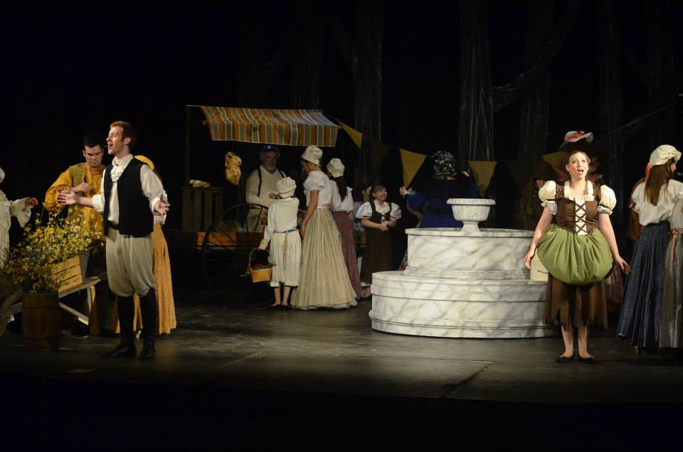 Cinderella - Academy Theatre - May 2015 by Yvonne Shaffer