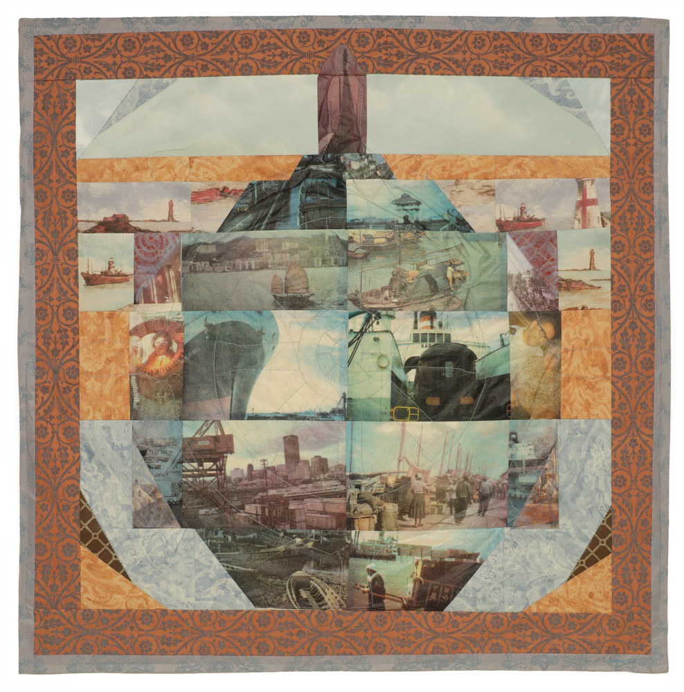 06 Nautical quilt 2015 300dpi by Julie Mcintyre