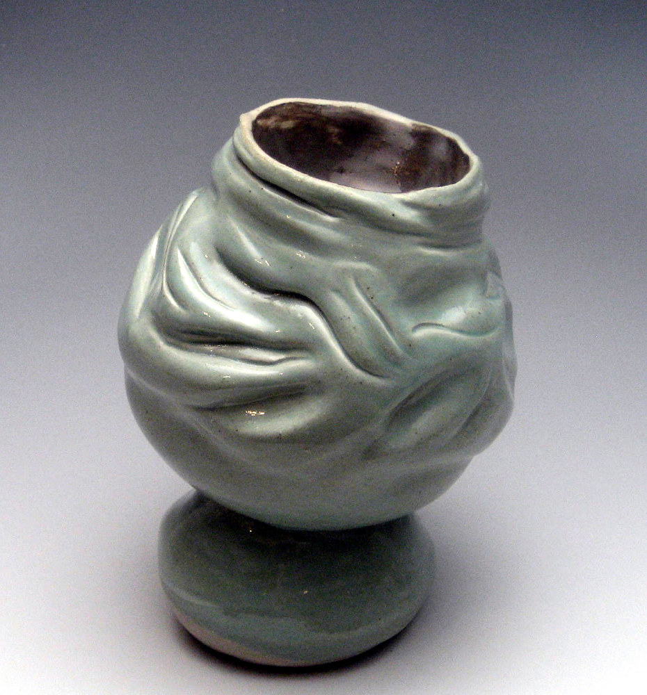 Double Wall Bowl  by Sharon V Smith