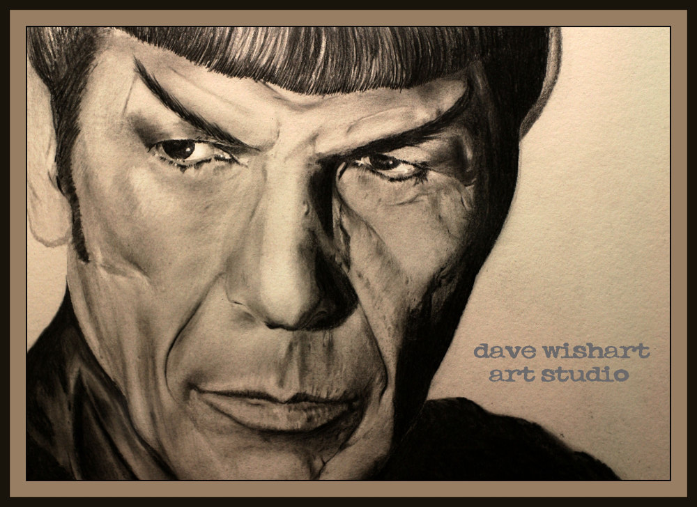 SpockCrop by Dave Wishart