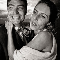 Newly Wed, Placitas, NM, 2014 by Jim Holbrook