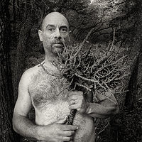 Paul with Branch, 2014. by Jim Holbrook
