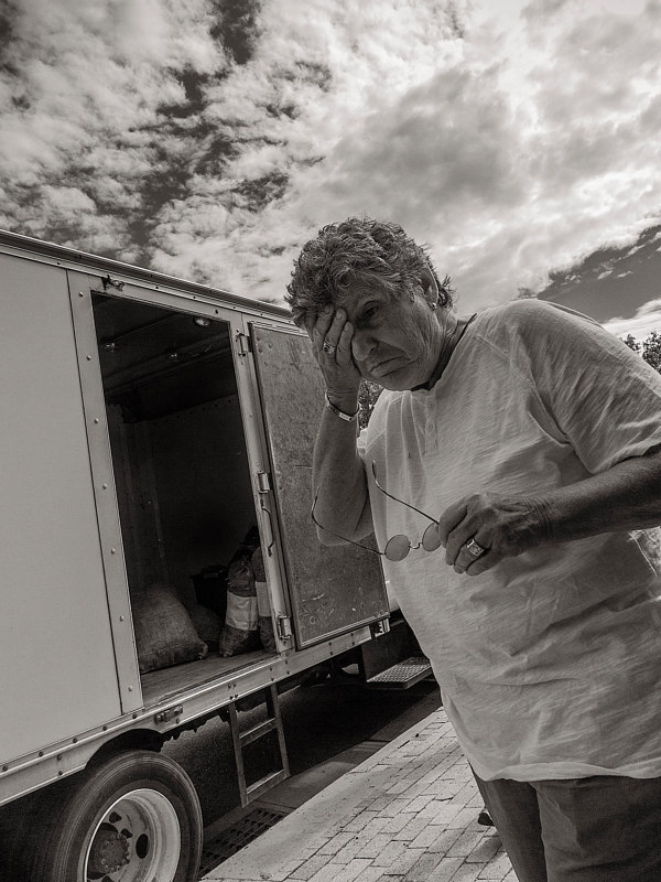 Farmer's Market no.01, Albuquerque, 2015, by Jim Holbrook