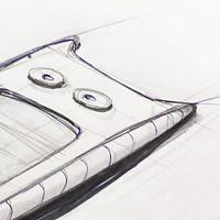 SMART phone -concept sketch by John Greg Ball