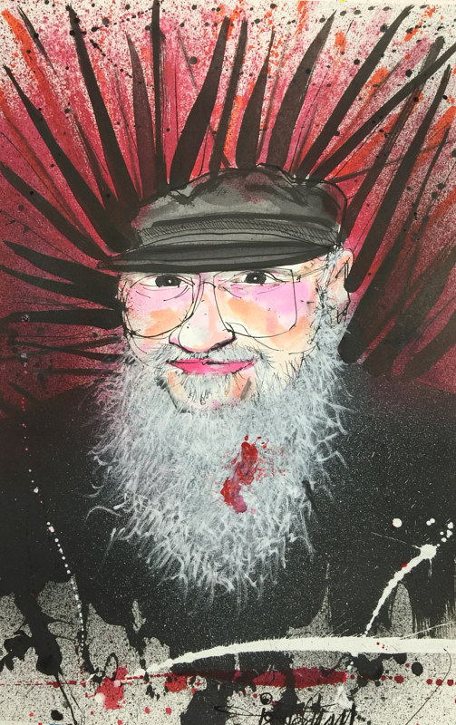 GEORGERRMARTIN by Joey Feldman