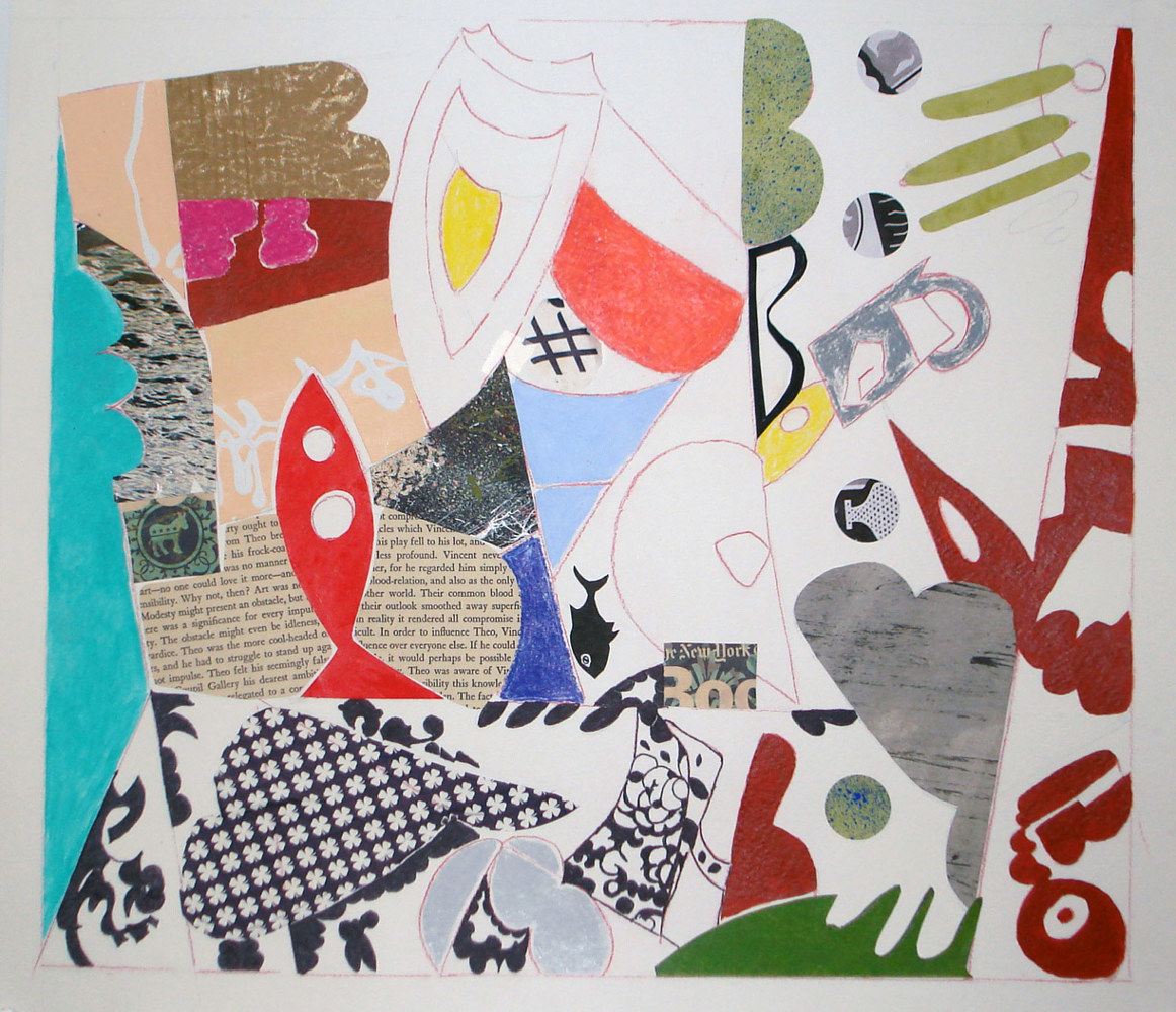 "Painting ""Red Fish"" by Ronnie Spiewak"