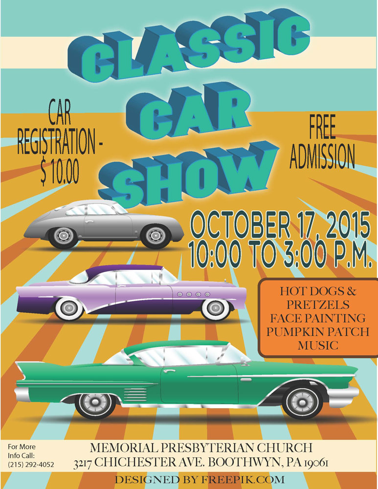 Classic Car Show 2015 by John Keaton