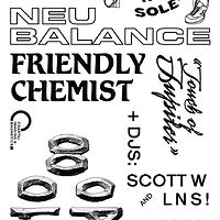 Neu Balance, Friendly Chemist... by Marie-hélène Tessier