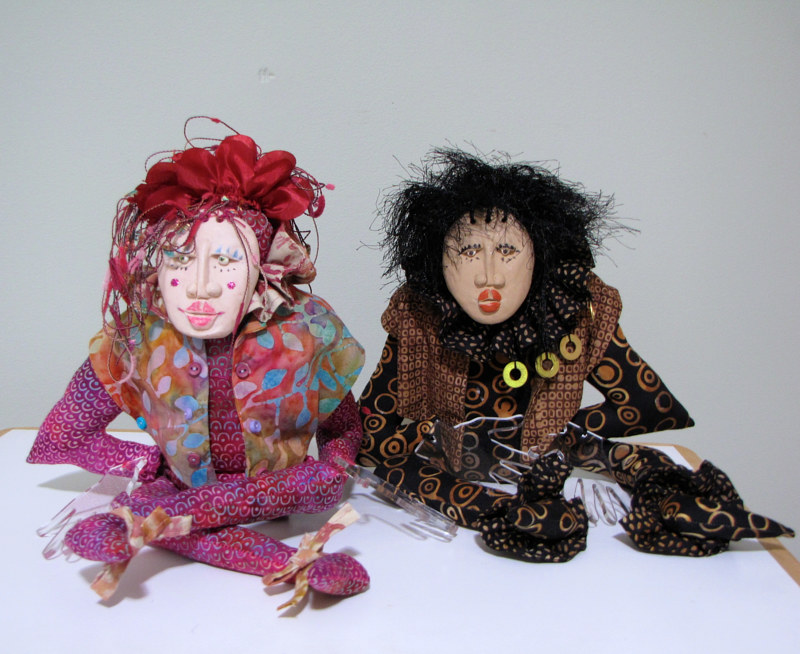 Dolls by Alison Lang
