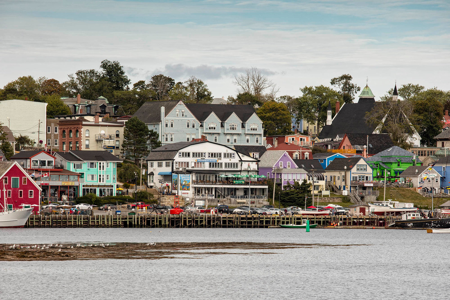 Lunenburg Old Town by William Kent
