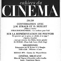 Cahiers-du-Cinema-July-1975 by John  Douglas