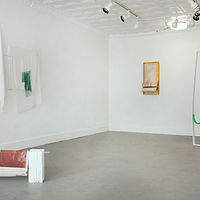 Because He - Install shot - Open Space with Zack Ingram by Magali Hebert-Huot