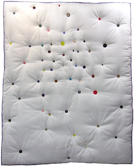 What Makes a Quilt by Pat Autenrieth