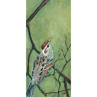 Print Sparrow C062 by Cody Blomberg
