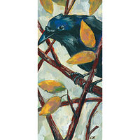 Print Crow Right C061 by Cody Blomberg