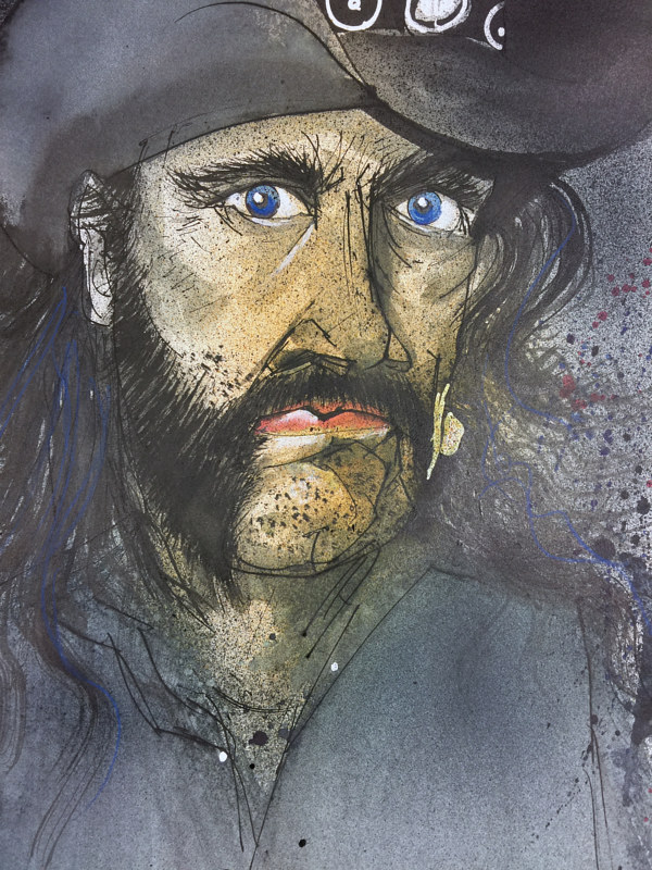 Lemmy by Joey Feldman