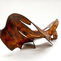 """Wave Dancer, Koa IV"" by Derek bencomo Bencomo"